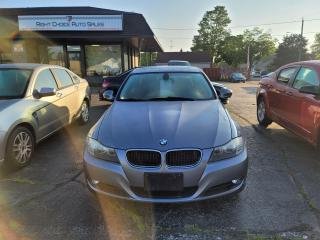 Used 2011 BMW 3 Series 323i for sale in Milton, ON