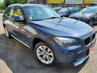 Used 2012 BMW X1 28i/AWD/NAVI/LEATHER/ROOF/LOADED/ALLOYS for sale in Scarborough, ON