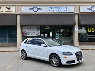 Used 2007 Audi A3 3.2 S-Line, Pano Roof, Navi, B Cam & more for sale in Vaughan, ON
