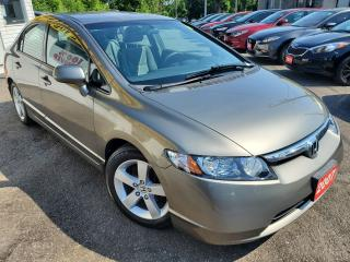 Used 2007 Honda Civic LX/NAVI/LOADED/ALLOYS for sale in Scarborough, ON