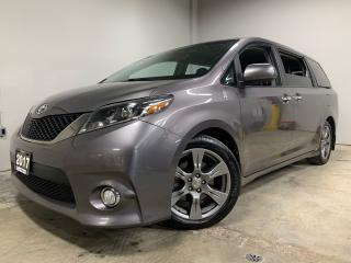 Used 2017 Toyota Sienna SE for sale in Owen Sound, ON