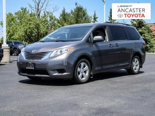 Used 2017 Toyota Sienna LE | 8 PASS | BACKUP CAMERA for sale in Ancaster, ON