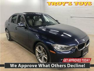 Used 2013 BMW 3 Series SPORT for sale in Guelph, ON