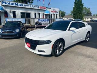 Used 2015 Dodge Charger SXT-Rallye-Navi-We Finance for sale in Stoney Creek, ON