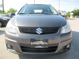Used 2010 Suzuki SX4 JLX for sale in Newmarket, ON
