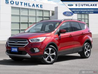 Used 2018 Ford Escape SEL for sale in Newmarket, ON