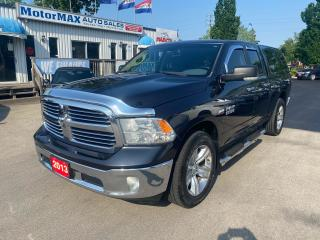 Used 2013 RAM 1500 SLT-HEMI-4x4-ACCIDENT FREE for sale in Stoney Creek, ON