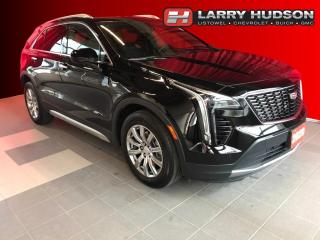 Used 2020 Cadillac XT4 Premium Luxury AWD   Navigation   One Owner   Remote Start for sale in Listowel, ON