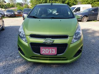 Used 2013 Chevrolet Spark LT for sale in Scarborough, ON