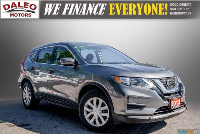 2018 Nissan Rogue S /BACK UP CAM / HEATED SEATS / LOW KMS Photo1