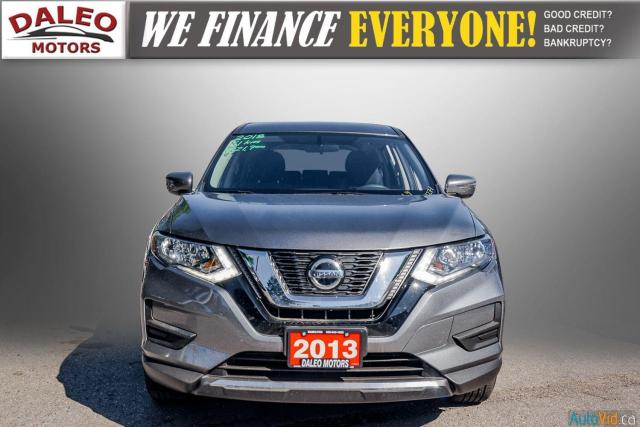 2018 Nissan Rogue S /BACK UP CAM / HEATED SEATS / LOW KMS Photo3