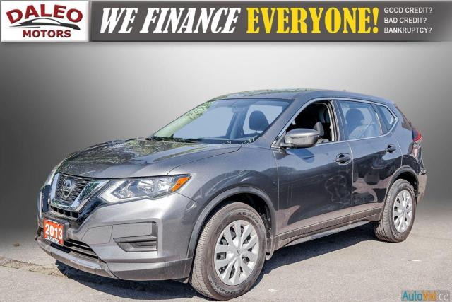 2018 Nissan Rogue S /BACK UP CAM / HEATED SEATS / LOW KMS Photo4