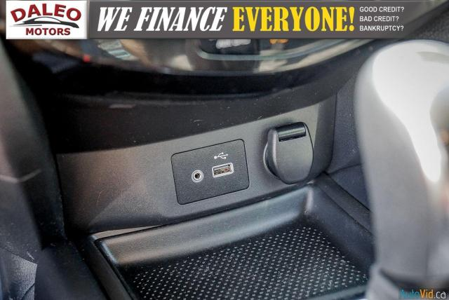 2018 Nissan Rogue S /BACK UP CAM / HEATED SEATS / LOW KMS Photo23