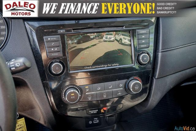 2018 Nissan Rogue S /BACK UP CAM / HEATED SEATS / LOW KMS Photo25