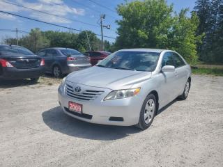 Used 2009 Toyota Camry LE 4 CYLINDER for sale in Stouffville, ON