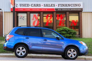 Used 2016 Subaru Forester iTouring | Auto | Camera | Bluetooth | Alloys for sale in Oshawa, ON