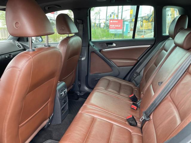 2015 Volkswagen Tiguan R-Line Navigation /Panoramic Sunroof /Camera Photo10