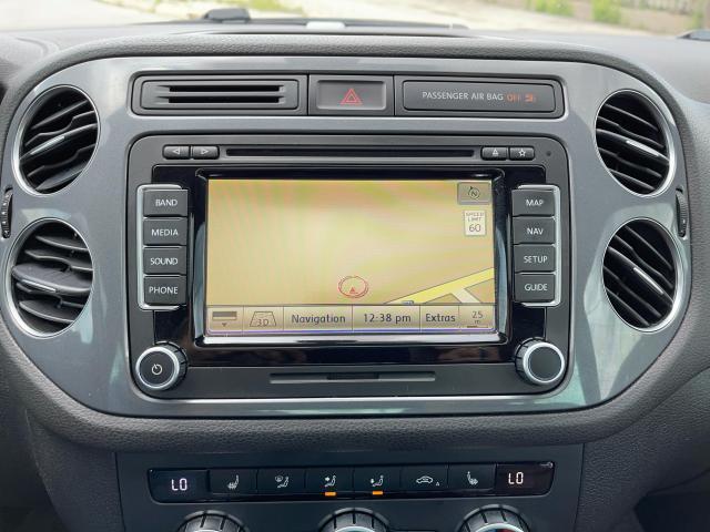 2015 Volkswagen Tiguan R-Line Navigation /Panoramic Sunroof /Camera Photo12