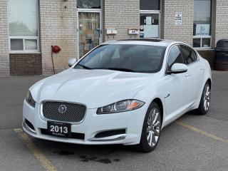 Used 2013 Jaguar XF Premium AWD SUNROOF/LEATHER/LOADED for sale in North York, ON