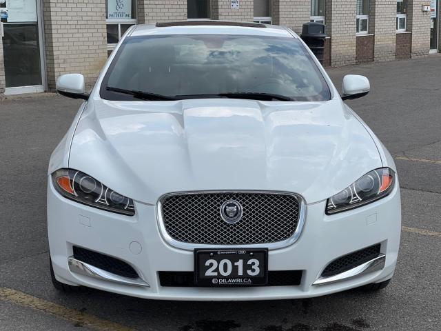2013 Jaguar XF Premium AWD SUNROOF/LEATHER/LOADED Photo2