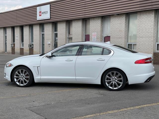 2013 Jaguar XF Premium AWD SUNROOF/LEATHER/LOADED Photo8