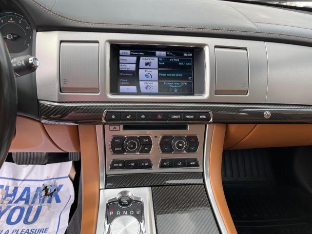 2013 Jaguar XF Premium AWD SUNROOF/LEATHER/LOADED Photo14