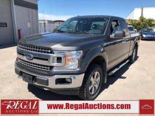 Used 2018 Ford F-150 XLT SuperCab 4WD 3.5L for sale in Calgary, AB