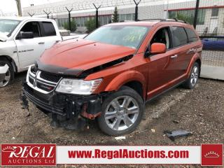 Used 2013 Dodge Journey (041-A.WF) for sale in Calgary, AB