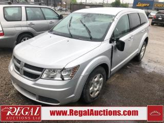 Used 2009 Dodge Journey (063-A.WF) for sale in Calgary, AB