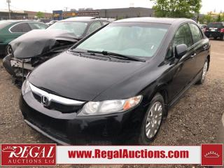 Used 2009 Honda Civic (102-A.SOU) for sale in Calgary, AB