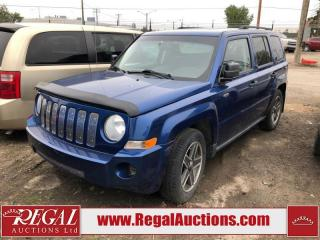Used 2009 Jeep Patriot (11-X) for sale in Calgary, AB