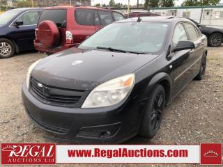 Used 2008 Saturn Aura (12-R) for sale in Calgary, AB