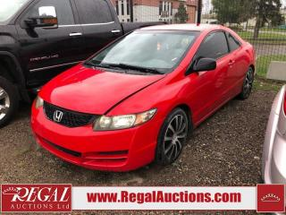 Used 2010 Honda Civic (12A-A.SOU) for sale in Calgary, AB