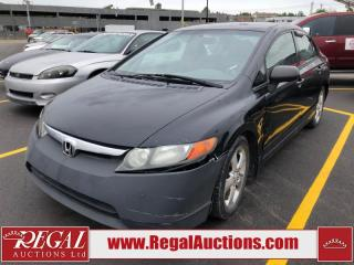 Used 2006 Honda Civic (22-G) for sale in Calgary, AB