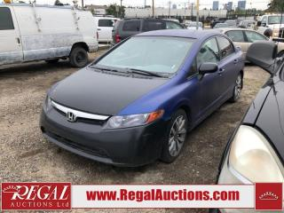 Used 2006 Honda Civic (26-W) for sale in Calgary, AB