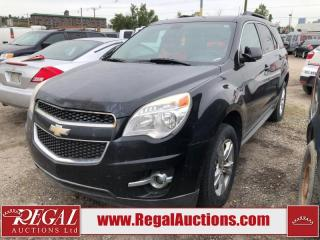 Used 2011 Chevrolet Equinox (31-R) for sale in Calgary, AB