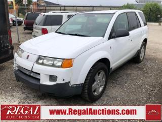 Used 2004 Saturn Vue (35-T) for sale in Calgary, AB