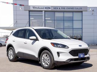 New 2021 Ford Escape SE 0% APR | SYNC 3 | BLIS | for sale in Winnipeg, MB