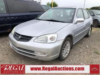 Used 2003 Acura EL (45-S) for sale in Calgary, AB