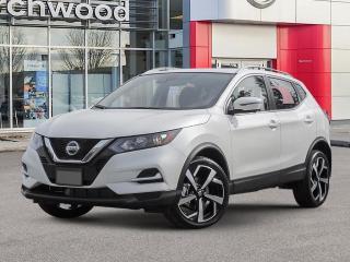 New 2021 Nissan Qashqai SL for sale in Winnipeg, MB