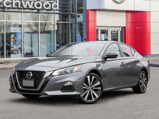 New 2021 Nissan Altima 2.5 SR for sale in Winnipeg, MB