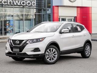 New 2021 Nissan Qashqai SV for sale in Winnipeg, MB