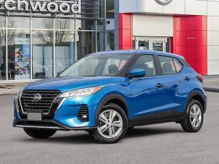 New 2021 Nissan Kicks S for sale in Winnipeg, MB