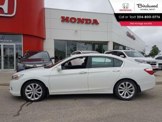 Used 2014 Honda Accord Touring for sale in Winnipeg, MB