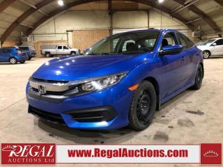 Used 2016 Honda Civic EX 4D Sedan for sale in Calgary, AB