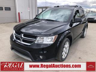 Used 2014 Dodge Journey Limited 4D UTILITY 2WD 3.6L for sale in Calgary, AB