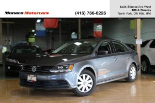 Used 2015 Volkswagen Jetta - BACKUP CAMERA FULLY CERTIFIED for sale in North York, ON