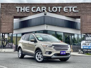 Used 2018 Ford Escape 4X4!! HEATED SEATS!! BACK-UP CAMERA!! for sale in Sudbury, ON