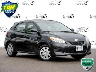 Used 2012 Toyota Matrix Very Low Km   Very Fuel Efficient for sale in Welland, ON