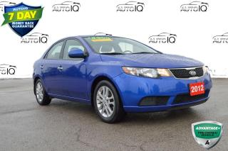 Used 2012 Kia Forte 2.0L EX CERTIFIED for sale in Grimsby, ON